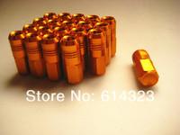 Racing tire nut lock M12*1.5 /M12*1.25  20pcs/per sets  0257