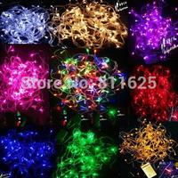 30 m 300 led 220v  Holiday lights LED Christmas lights  Wedding party decoration string lights, free shipping