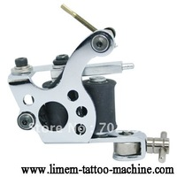 New Design Handmade Custom Tattoo Machines  supply  ROTARY MACHINE 10 Wrap Coils Tattoo Gun Liner FREE SHIPPING