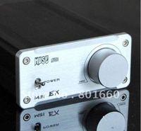 MUSE M21 EX TA2021 T-Amp Mini Stereo Amplifier 25WX2   silver
