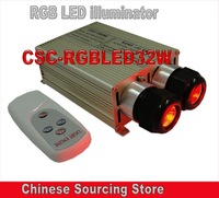 CSC-RGBLED32W New year optical fiber LED Light Engine Whole sale price Free shipping top selling