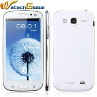 "Star B92M mtk6577 Dual core phone 4.7"" 1280*720 HD Screen 1GB RAM 4GB ROM 12MP Android 4.0.4 Bluetooth GPS 3G in stock Free Case"