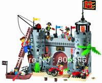 Without original box No 310 Enlighten Building Block Set 3D Construction Brick Toys Educational Block toy compatible with