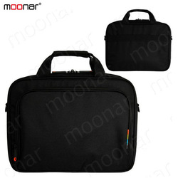 Black Color Computer laptop Notebook handbags Case messenger bag 0.48 KG B429 DROP SHIP(China (Mainland))