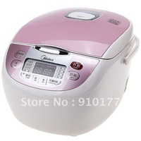 Midea electric rice cookers with non-stick coating  pot / rice cooking / porridge cooking / soup stewing / food heating  FS306