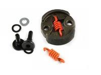 high response clutch shoe spring 8000 rpm red baja 5b 5t 5sc