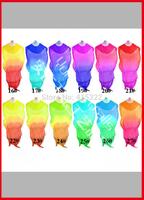 50pcs/lot free shipping wholesale belly dance fan,silk fabric dancing fan veil