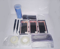 Eyelash extension tool stater kit