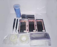 Eyelash extension tool stater kit