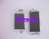 KAWASAKI KXF450 2010-2012 new oversize aluminum radiator KXF 450 10 11 12