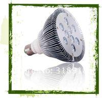 Wholesale ! Free Shipping  8pcs/lot  9W LED Par30 Lamp Bulb E27 Spot Light Cool/ Pure / Warm White 100-240V Hot selling !