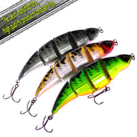 Free shipping fishing lure Swim Bait 180mm 95g (3pcs) China Hooks jerk bait