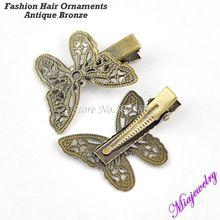 metal hair clips price