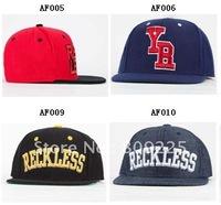 Reck Less Snapback  wholesale snapbacks mix order custom cap adjustable snapback hats top quality free shipping