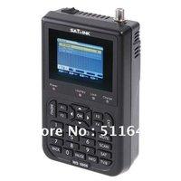 "Free shipping SATlink WS-6906 3.5"" DVB-S FTA Data Digital Satellite Signal Finder Meter"