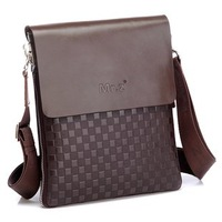 2013 New fashion men shoulder bag,men genuine leather leisure bags,Messenger Bags free shipping