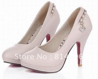 Free   shipping   Sexy high-heeled shoes princess shoes