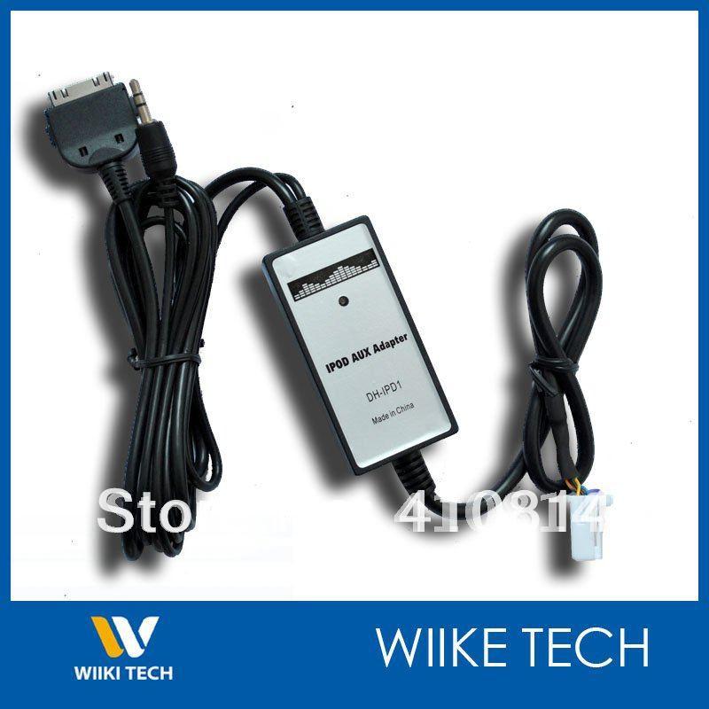 Ipod car radio adapter