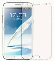 300pcs/lot Galaxy Note 2 N7100 Screen Protector, High Clear Screen Guard Film for Samsung Galaxy Note II N7100