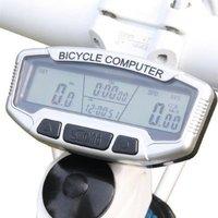 YiTao 2012 New LCD Bicycle Bike Computer Odometer Speedometer Fuctions Light