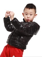 In 2012, down jacket male children down jacket winter coat the baby