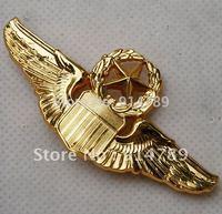 USAF U.S. NAVY WINGS MILITARY COMMAND PILOT METAL WINGS BADGE PIN -32213
