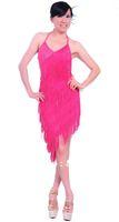 New Sexy lady Latin tango salsa Cha Cha Ballroom Flamenco dancing dress Skirt 5 colours