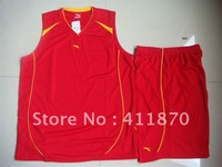Free Shipping 100% Guaranty 2013 basketball clothing wholesale basketball jerseys color mixed