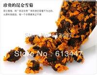 250g Kunlun Mountain Snow Daisy Chrysanthemum Tea,Good for Health Help Lower Blood Pressure, Slimming Beauty,Free Shipping