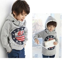 2013 new Free Shipping!! 5pcs/lot  Kids Boys  thick coat clothes  Children wear  Long sleeve  clothing  Outerwear and Jackets