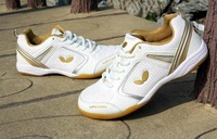 HOT SALE  Classic fashion sport  for men and women  shoes, Butterfly  Table tennis shoes  win-2