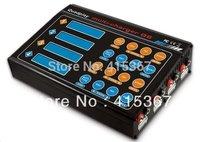 free shipping EV-PEAK DC balance charger  quadply Q6  50W*4 for LiPo/Li-ion/NiMH/NiCd battery