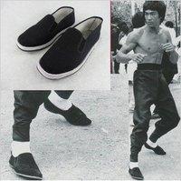 free shipping New Chinese Martial Art Kung Fu Shoes Slipper wushu tai chi shoes