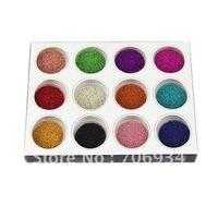 5sets/lot 12colors Mini Beads Ball Nail Art 3D Decoration Caviar Nails Caviar Manicure Nail Polish