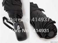Free shipping! Japan Fully Automatic Umbrella Umbrella Windproof Rainproof Business Men Special Umbrella U-007