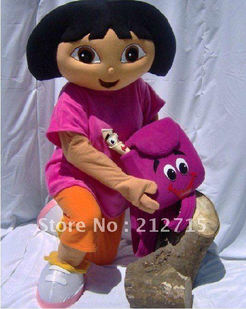 Dora et costumes de diego pour adultes