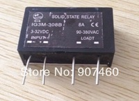 IG3M-308B Solid State Relay 8A Output 90-480VAC 20pcs