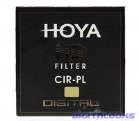 77mm Genuine Hoya HD CPL High Definition Circular Polarizing Filter C-PL 77 mm