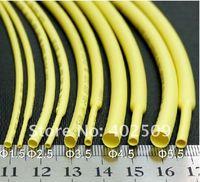 CSC-1mm 20M/lot R/G/B/White/clear/black 7 colors Heat shrinkable tubing