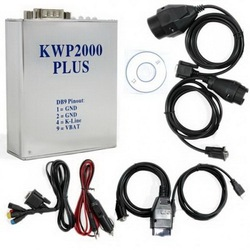 Hot Sale KWP 2000 ECU Plus Flasher Chip Turning Tool OBDII Interface---4pcs/lot DHL Free Shipping(China (Mainland))