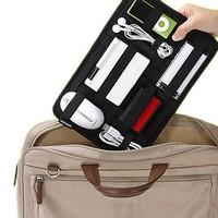 Travel faver elasticity storage board organizer 31*21cm  free shipping