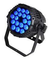 18*10W RGBW 4in1 outdoor  LED Par Can for event,dj & party 6pcs/lot Free shipping by DHL or Fedex