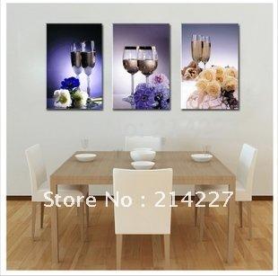 Online kopen wholesale eetzaal decoratie uit china eetzaal decoratie groothandel - Decoratie volwassen kamer romantisch ...