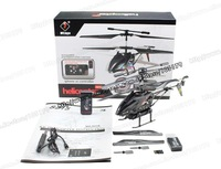 Free Shipping 3.5CH Video iPhone iPad Android Control RC Helicopter With Camera Gyro s215