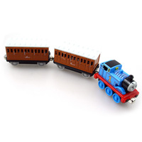 T0091 wholesale METAL child boy gift Diecast THOMAS and friend The Tank Engine take along train-Thomas Annie Clarabel