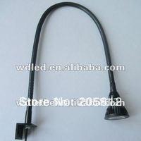 12V24V 2W/3W flexible hose led machine working light lamp