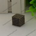 Free Shipping! Best Selling! size: 3mm 216pcs/set with tin packing/Buckyballs,Neocube,Magnetic Balls/ color:black