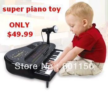 2013 Child simulation piano toy small baby electronic music toys,fantansy children learning product ,free shipping