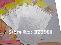 300pairs Silk Eye pads lint free eye pads under eye pad with mark Eyelash Extension Tool