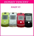 Singapore Post shipping Honest Tencent&amp;v3 unlocked original RAZR phone with original Russian keyboard Support(China (Mainland))